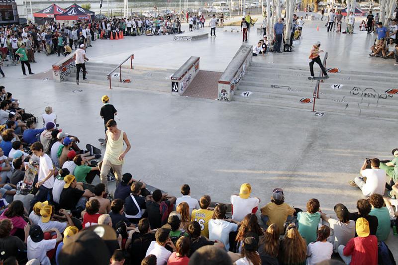 Skate Plaza de Armas